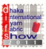 DHAKA INTERNATIONAL YARN AND FABRIC SHOW 2020 fuar logo