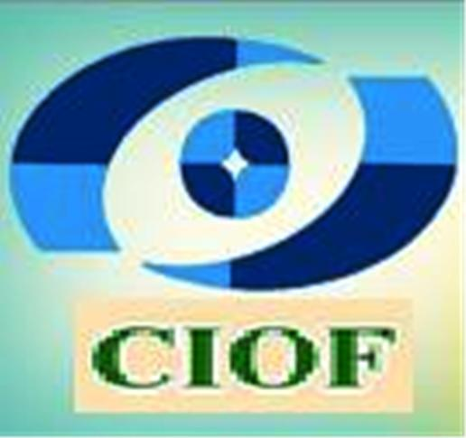 CIOF  Optics China  fuar logo