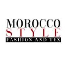 Morocco FAshion Tex fuar logo