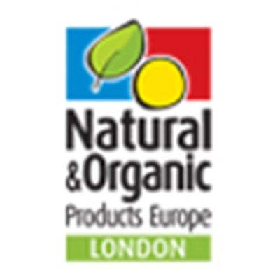 Natural & Organic Products Europe fuar logo