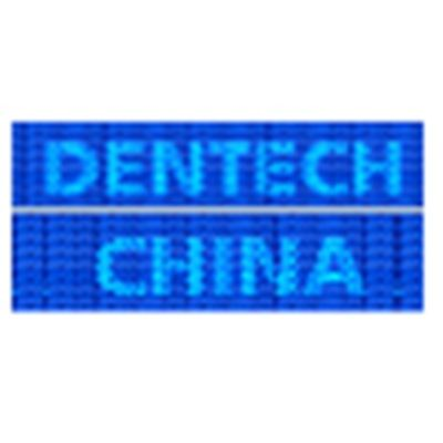 DenTech China 2021 fuar logo